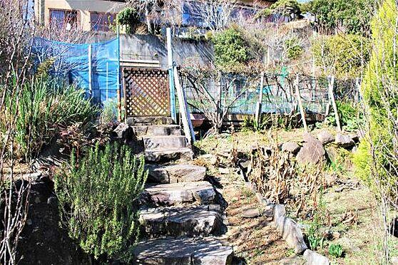 土地-熱海市西熱海町2丁目 「外観」日当たりもよく緑豊かな住環境です。家庭菜園も可能です。田舎リゾートライフはいかがですか??