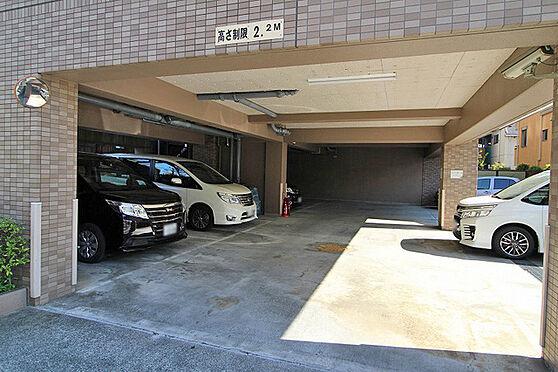 中古マンション-府中市武蔵台1丁目 駐車場