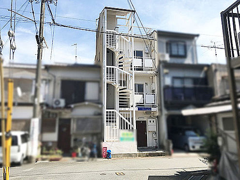 マンション(建物全部)-京都市左京区高野泉町 外観