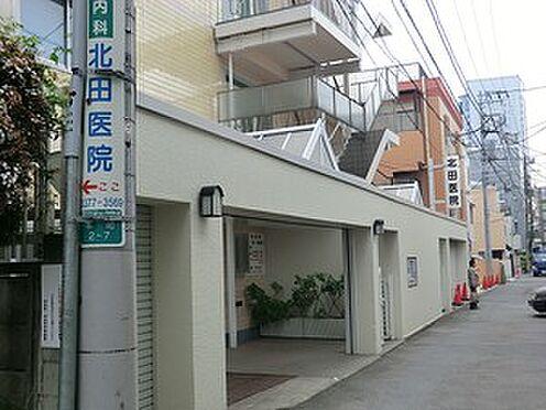 アパート-渋谷区初台1丁目 北田医院