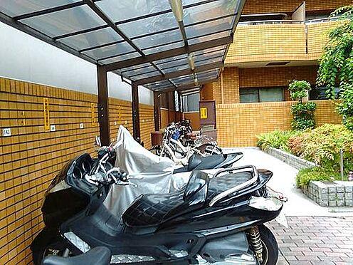 区分マンション-大阪市大正区三軒家東1丁目 バイク置場もあり