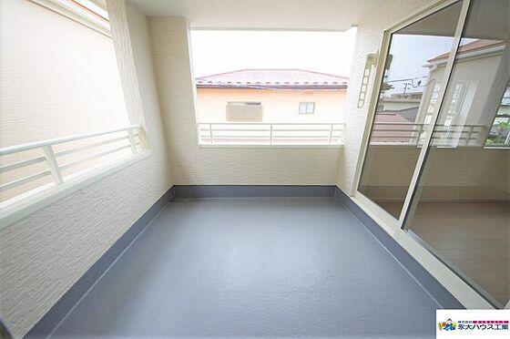 新築一戸建て-仙台市太白区富沢2丁目 バルコニー