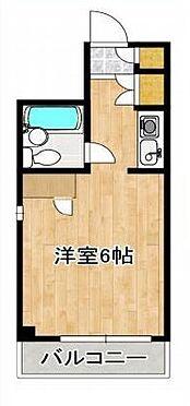区分マンション-大阪市生野区林寺2丁目 バルコニーに洗濯機置き場あり