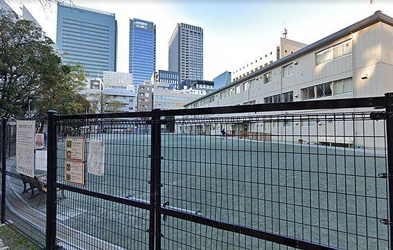 マンション(建物一部)-中央区日本橋茅場町3丁目 坂本町公園