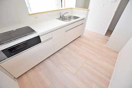 新築一戸建て-東松島市大曲字堺堀 キッチン