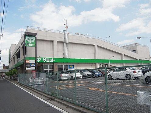 マンション(建物全部)-江戸川区鹿骨5丁目 サミットストア本一色店まで1200m