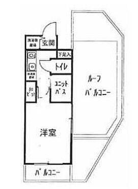 区分マンション-横浜市神奈川区松見町1丁目 間取り