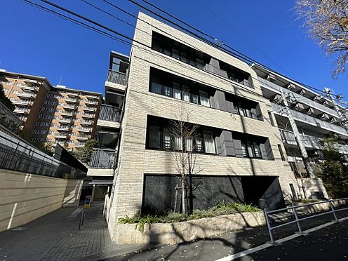 区分マンション-渋谷区広尾4丁目 外観