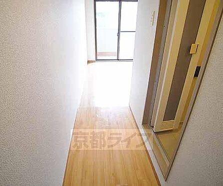 マンション(建物一部)-京都市南区東九条北松ノ木町 玄関