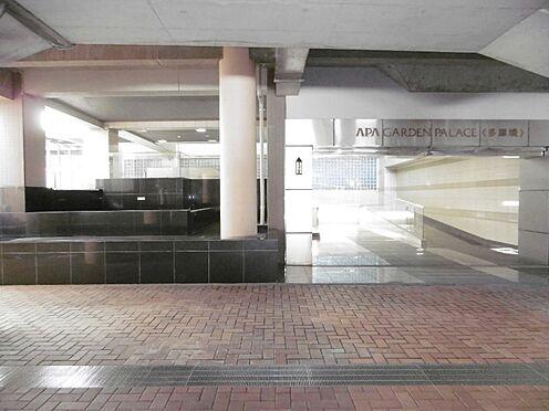 中古マンション-町田市小山ヶ丘3丁目 駅側のエントランス