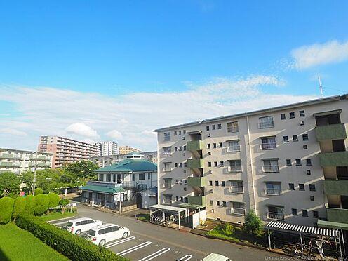 中古マンション-千葉市美浜区幸町2丁目 バルコニーからの眺望です!