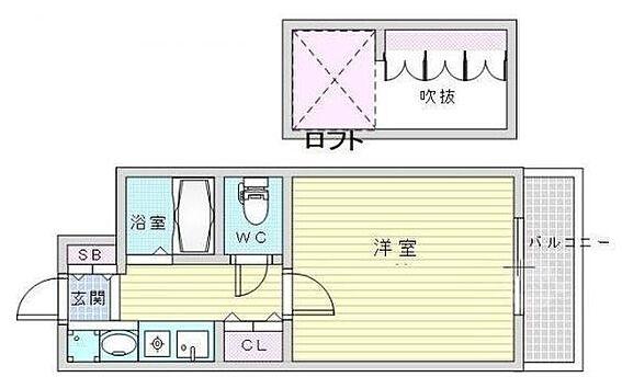 マンション(建物一部)-大阪市北区豊崎1丁目 収納スペースの多さは必見