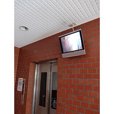マンション(建物一部)-大阪市天王寺区大道2丁目 防犯カメラ搭載のエレベーター
