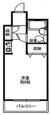 マンション(建物一部)-名古屋市昭和区鶴羽町3丁目 間取り