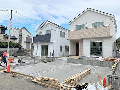 新築一戸建て-多摩市桜ヶ丘3丁目 ゆったりとした間取りと充実の収納スペースが魅力の桜ヶ丘エリアでの暮らし。