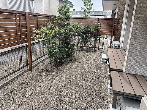 戸建賃貸-名古屋市北区北久手町 ガーデニング等も楽しむことができる広々としたお庭付き!