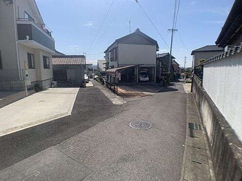 中古一戸建て-豊田市平戸橋町永和 静かな住宅街の一角に立地、落ち着いた佇まいです