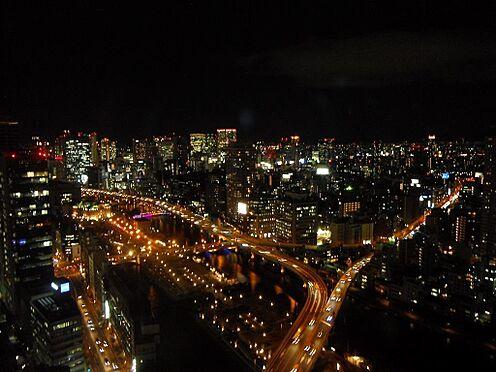 区分マンション-大阪市中央区北浜東 ビューラウンジよりの眺望