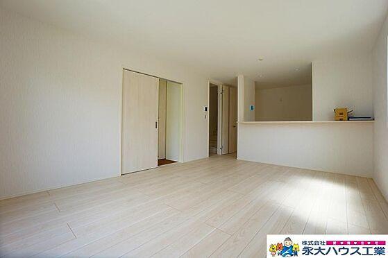 新築一戸建て-塩竈市藤倉2丁目 居間