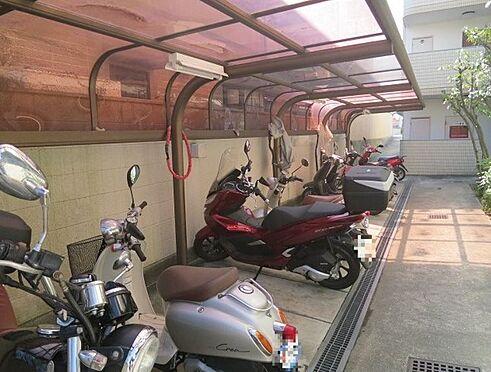 マンション(建物一部)-神戸市須磨区白川台5丁目 駐輪スペースあり