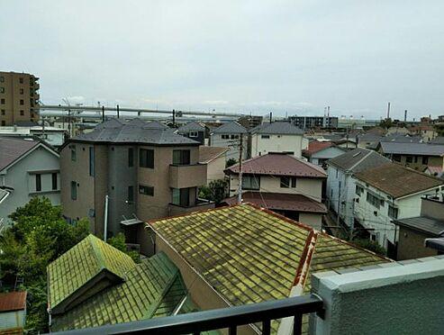 区分マンション-横浜市中区本牧大里町 バルコニー