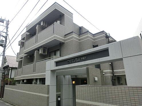 マンション(建物一部)-新宿区中落合2丁目 閑静な住宅街に建つ低層型マンション