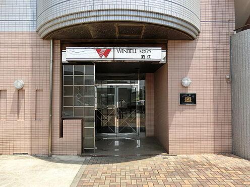 マンション(建物一部)-狛江市東和泉1丁目 綺麗なエントランスです