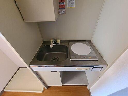 一棟マンション-相模原市南区南台6丁目 キッチン