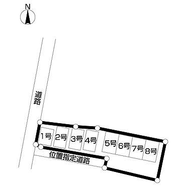 アパート-伊勢崎市田部井町1丁目 間取り