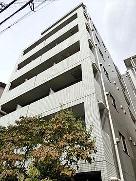 マンション(建物一部)-品川区南品川4丁目 南側からのマンション画像です。