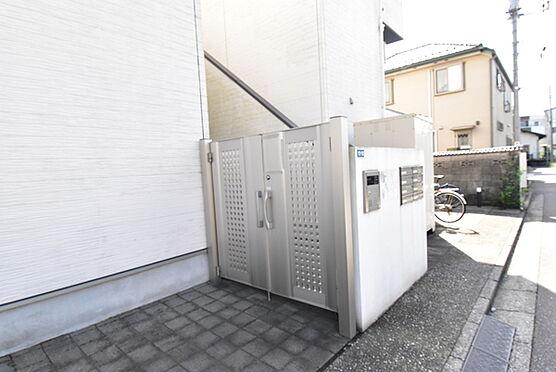 アパート-千葉市中央区長洲2丁目 エントランス