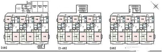 マンション(建物全部)-さいたま市中央区上峰3丁目 コアロード与野・ライズプランニング