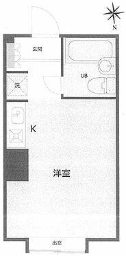 中古マンション-中野区野方5丁目 間取り