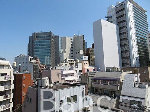 中古マンション-渋谷区円山町 見晴らしのいい眺望