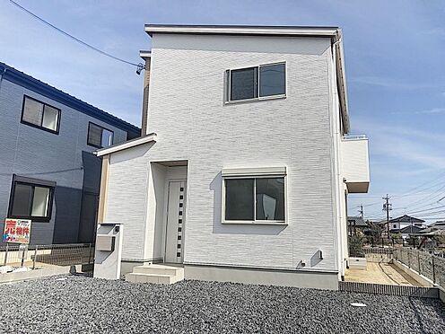 新築一戸建て-半田市平地町1丁目 暑さ・寒さに悩まされない、健やかで快適な住まいへ。夏涼しく、冬暖かい高気密高断熱の家。