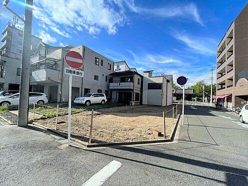 土地-名古屋市東区筒井2丁目 建築条件なし!お好きなメーカーで建築できます♪