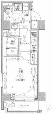 中古マンション-品川区豊町4丁目 間取り