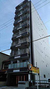 マンション(建物全部)-大阪市東住吉区桑津2丁目 外観