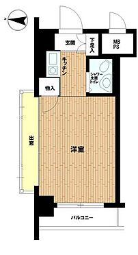 マンション(建物一部)-江東区亀戸2丁目 間取り