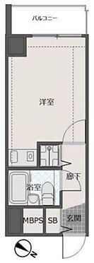 マンション(建物一部)-横浜市鶴見区生麦1丁目 間取り