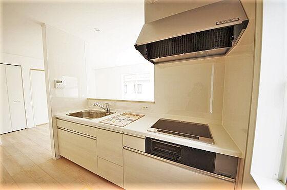 新築一戸建て-岩沼市中央4丁目 キッチン