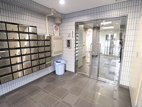 中古マンション-横浜市神奈川区浦島町 防犯面も安心のオートロック付マンション