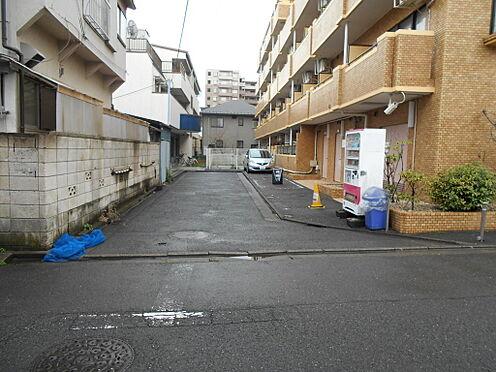 マンション(建物一部)-川崎市中原区井田三舞町 お部屋はこちら側になります。
