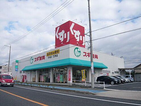 土地-豊田市住吉町前邸 スギ薬局 竹村店まで徒歩約13分(約969m)