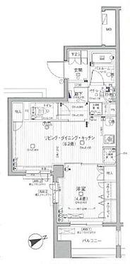 マンション(建物一部)-横須賀市小川町 間取り