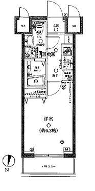 マンション(建物一部)-川崎市中原区上小田中6丁目 間取り