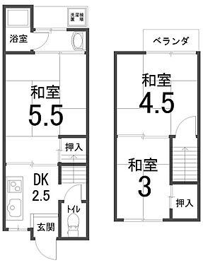 アパート-京都市伏見区横大路下三栖山殿 5-145