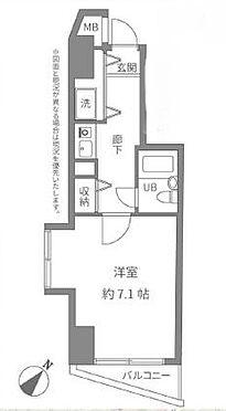 マンション(建物一部)-北区上十条5丁目 間取り図