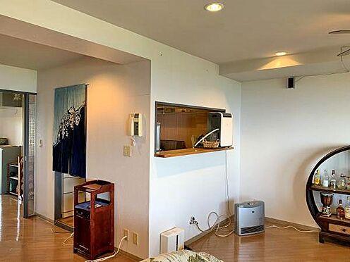 中古マンション-伊東市川奈 〔キッチン〕便利な型のキッチンとなっています。