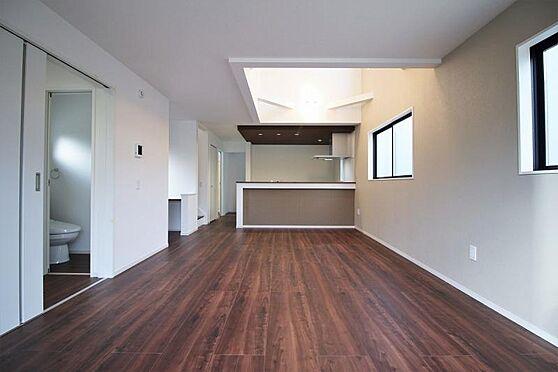 新築一戸建て-仙台市泉区将監12丁目 居間